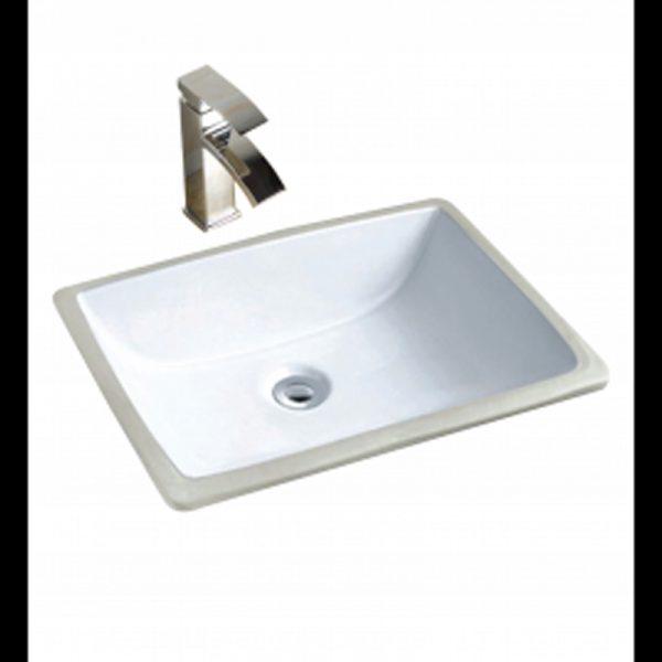 Chậu rửa âm bàn Lavabo GAMA GMLB22