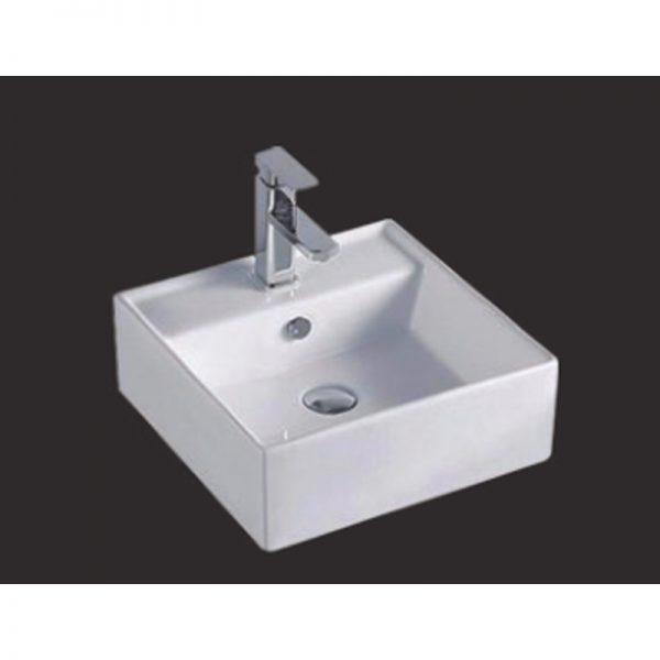 Chậu rửa đặt bàn Lavabo GAMA GMLB345 cao cấp