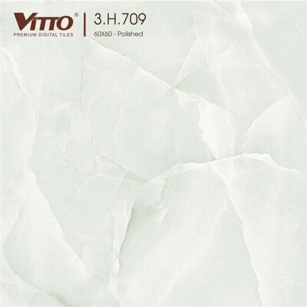 Gạch lát nền 60x60 đá bóng kiếng VITTO 3.H.709