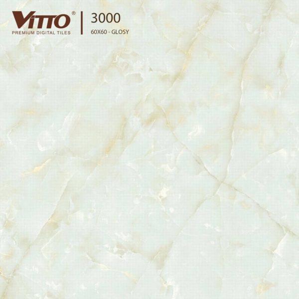 Gạch lát nền 60x60 đá bóng kiếng VITTO 3000