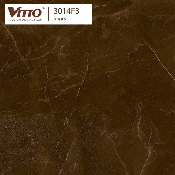 Gạch lát nền 60x60 đá bóng kiếng VITTO 3014F3