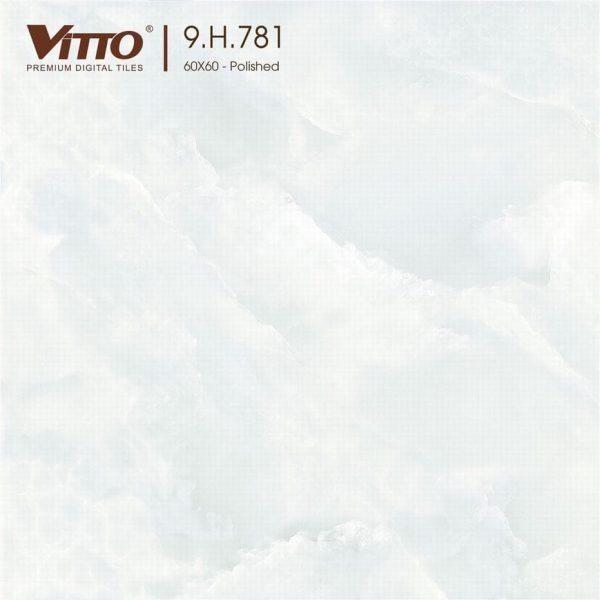 Gạch lát nền 60x60 đá bóng kiếng VITTO 9.H.781