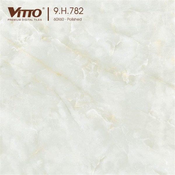 Gạch lát nền 60x60 đá bóng kiếng VITTO 9.H.782