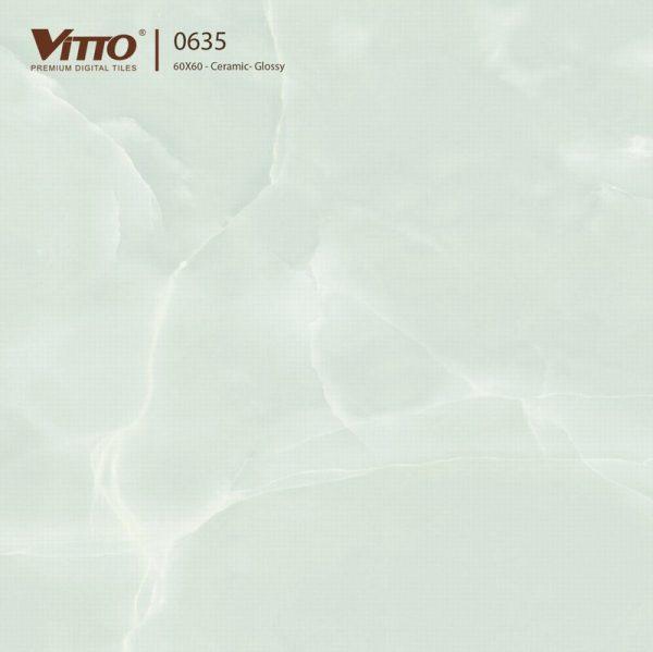 Gạch lát nền Vitto 60x60 mặt phẳng Sugar 0635