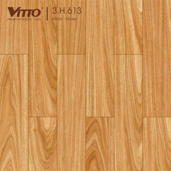Gạch lát nền Vitto 60x60 mặt phẳng Sugar 3.H.613