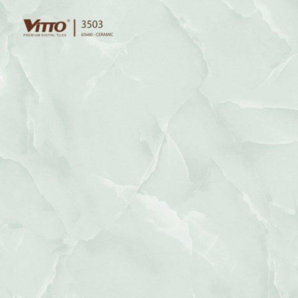 Gạch lát nền Vitto 60x60 mặt phẳng Sugar 3503