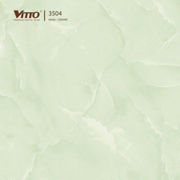 Gạch lát nền Vitto 60x60 mặt phẳng Sugar 3504