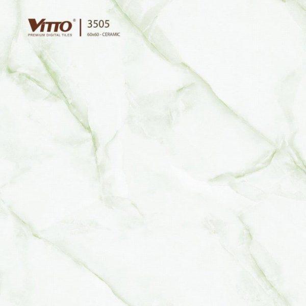 Gạch lát nền Vitto 60x60 mặt phẳng Sugar 3505
