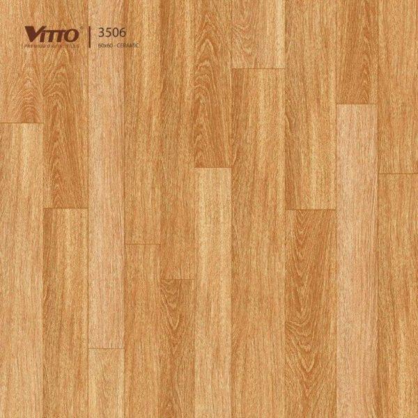 Gạch lát nền Vitto 60x60 mặt phẳng Sugar 3506
