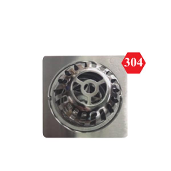 Hố ga thoát nước inox 304 GAMA GMCRD12126090I