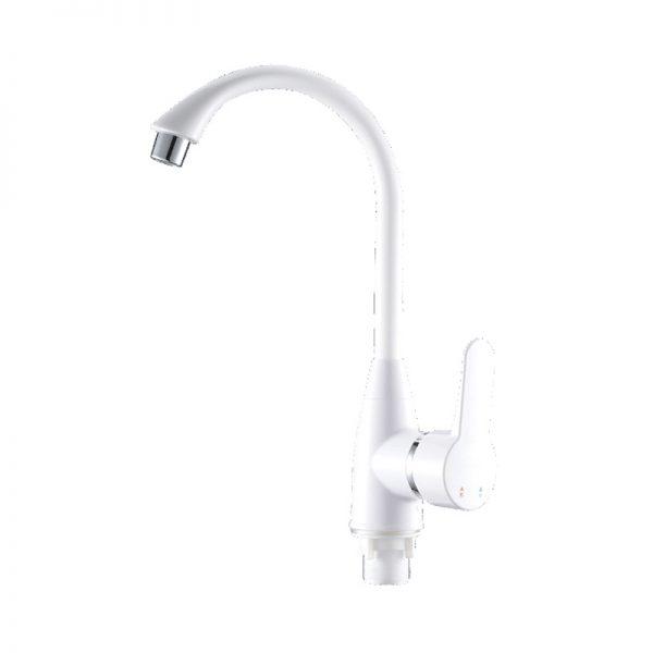 Vòi rửa chén nhựa nóng lạnh GAMA GMN301A