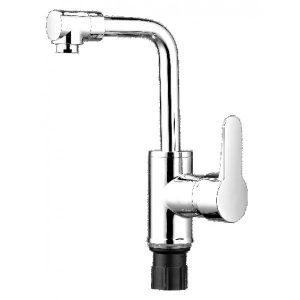 Vòi rửa chén nhựa nóng lạnh GAMA GMN311B