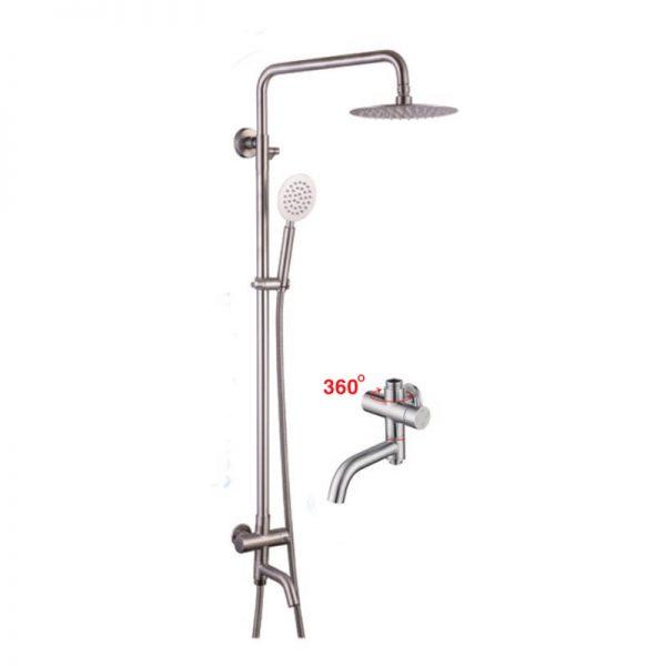Vòi sen Inox 304 một đường nước lạnh GAMA GMI005
