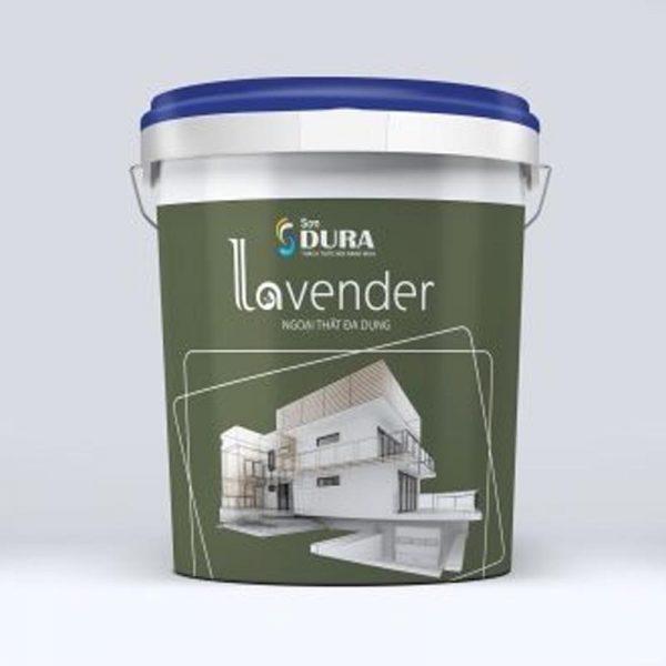 Sơn Dura Lavender ngoại thất đa dụng