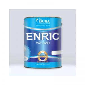 Sơn ngoại thất Dura Enric màu xanh