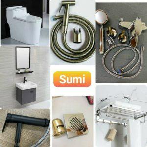 Combo thiết bị vệ sinh SUMI