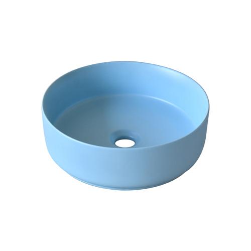 Chậu rửa Lavabo đặt bàn độc lạ T.YES-CM.1054B tròn