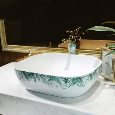Chậu rửa Lavabo đặt bàn độc lạ T.YES-RS1396-56