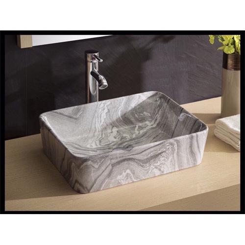 Chậu rửa Lavabo đặt bàn giả đá T.YES-RS1073C-38