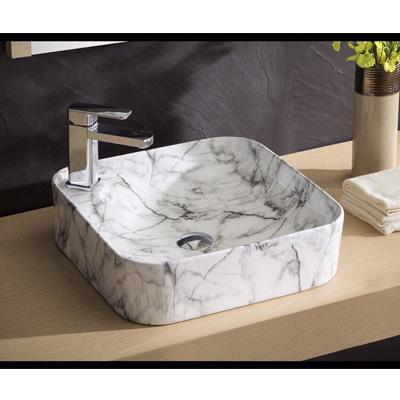 Chậu rửa Lavabo đặt bàn giả đá T.YES-RS1073C-60