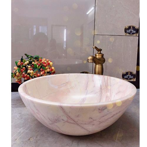 Chậu rửa Lavabo đặt bàn giả đá T.YES-RS1101-60