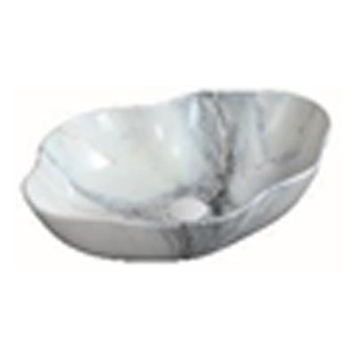 Chậu rửa Lavabo đặt bàn giả đá T.YES-RS1395-55