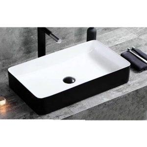 Chậu rửa Lavabo đặt bàn T.YES-RS1058MWB