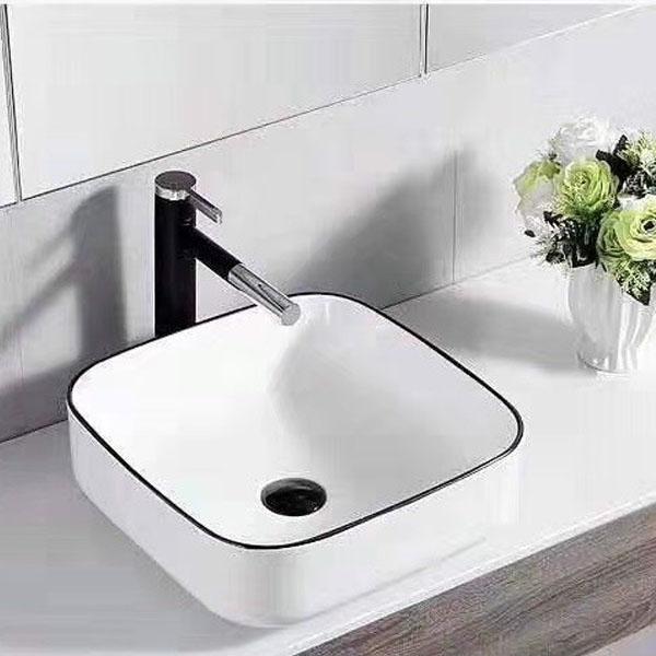 Chậu rửa Lavabo đặt bàn T.YES-RS1355BBL