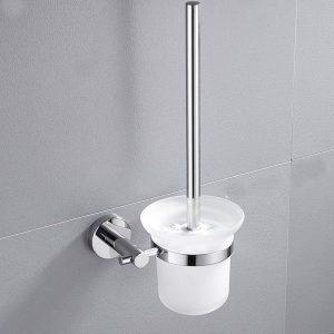 Cọ vệ sinh inox 304 T.IBA-34105 trắng bạc