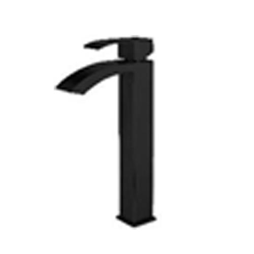 Vòi Lavabo màu đen T.IBA-H2014B-1