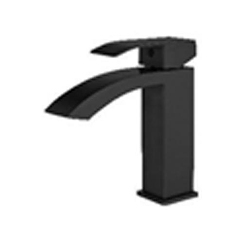 Vòi Lavabo màu đen T.IBA-H2014B