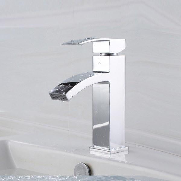 Vòi Lavabo trắng bạc T.IBA-H2014-1