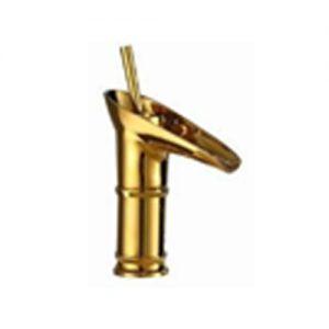 Vòi Lavabo vàng kim T.YES-FF.6401G