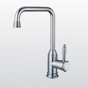 Vòi rửa chén inox 304 nóng lạnh T.IBA-H3067B