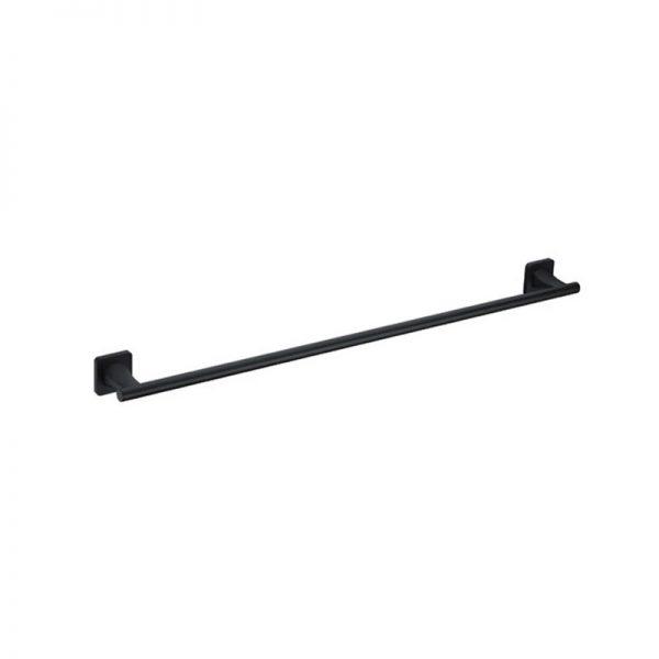Kệ máng khăn inox 304 T.IBA-50601 màu đen