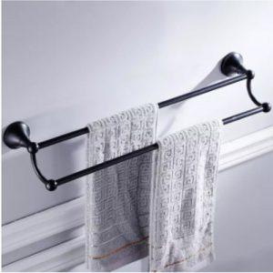 Kệ máng khăn tắm inox 304 T.YAG-B6548 dán tường