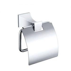 Kệ treo giấy vệ sinh inox 304 T.YAG-B6551 màu đen